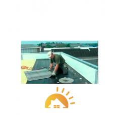 Roof Gully PVC Vertical DN 100 ПВХ- воронка в сборе внешний диаметр 110мм