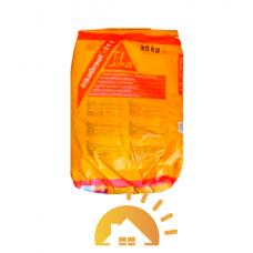 SikaGrout-311 высокопрочный  и безусадочный раствор 25 кг