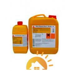 Комплект SikaRepair EpoCem Modul (A+B) водная дисперсия эпоксидной смолы 4 кг