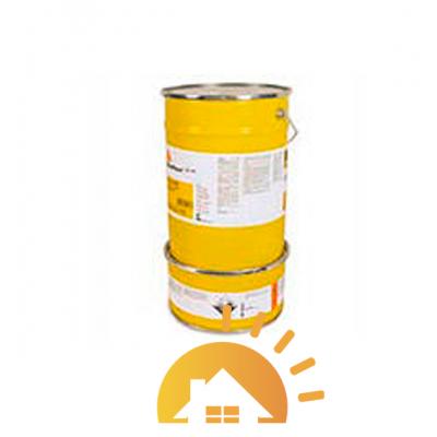 Комплект SikaPoxitar F (A+B) эпоксидно-смолевое покрытие для объектов, находящихся под воздействием воды и стоков 35 кг