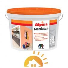 Alpina Латексная краска для интерьеров Mattlatex, 10 л