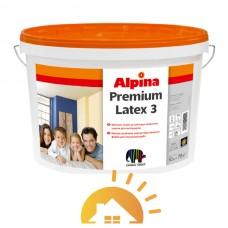 Alpina Латексная краска для интерьеров Premiumlatex 3 E.L.F. B1, 10 л