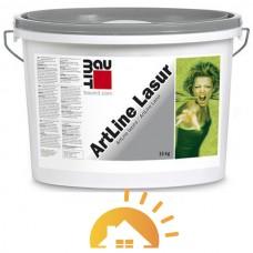 Baumit дисперсионная краска ArtLine Lasur, 15 кг