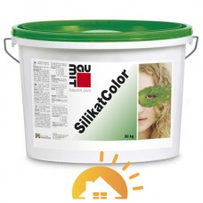 Baumit силикатная краска SilikatColor, 24 кг