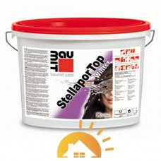 "Baumit Силикон-силикатная штукатурка Stellapor Top 1,5K ""барашек"", 25 кг"