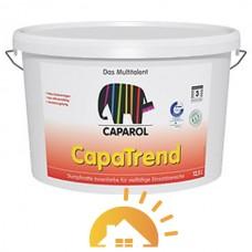 Caparol Краска интерьерная с высокой покрывающей способностью CapaTrend B1, 12,5 л
