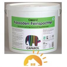 Caparol Готовая к применению шпатлёвочная масса на основе синтетических материалов Fassaden-Feinspachtel, 25 кг