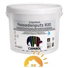 Caparol Дисперсионная штукатурка для наружных работ Capatect-Fassadenputz R20 Transparent, 25 кг