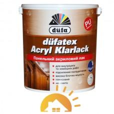 Dufa Панельный акриловый лак Acryl Klarlack, 0,75 л