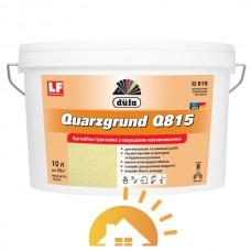Dufa Адгезионная грунтовка Quarzgrund Q815, 10 л