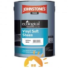 Johnstones Виниловая водоэмульсионная краска со средним уровнем глянца Vinyl Soft Sheen, 5 л