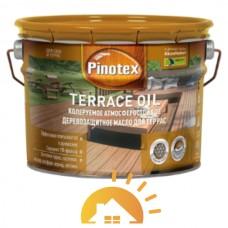 Pinotex Деревозащитное масло Terrace Oil, 1,5 л