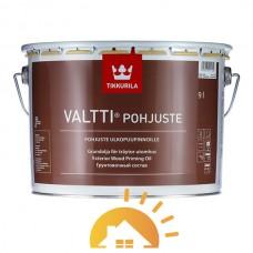 Tikkurila Грунтовочный состав для древесины Valtti Pohjuste, 2,7 л