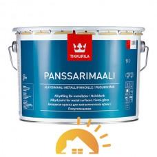 Tikkurila краска для металлических крыш Panssarimaali, 2,7 л