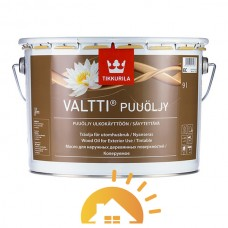 Tikkurila Масло для дерева Valtti, 2,7 л