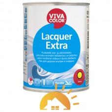 Vivacolor Глянцевый лак для внутренних и наружных деревянных поверхностей Lacquer Extra, 2,7 л