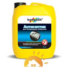 Kompozit Антисептик для минеральных поверхностей, 10 л