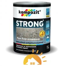 Kompozit Лак для каменю STRONG, 10 л