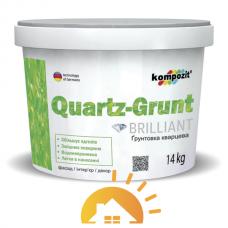 Kompozit Грунтовка адгезионная Quartz-grunt, 14 кг